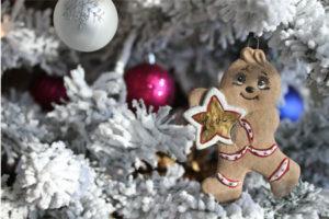 Handmade Holiday Ornament
